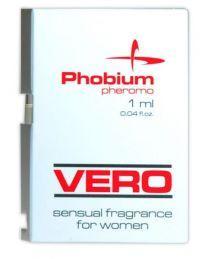 Пробник духи с феромонами женские Phobium Pheromo VERO, 1 мл