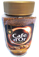 Растворимый кофе Cafe d'Or Gold, 200 грамм, 105 грн.