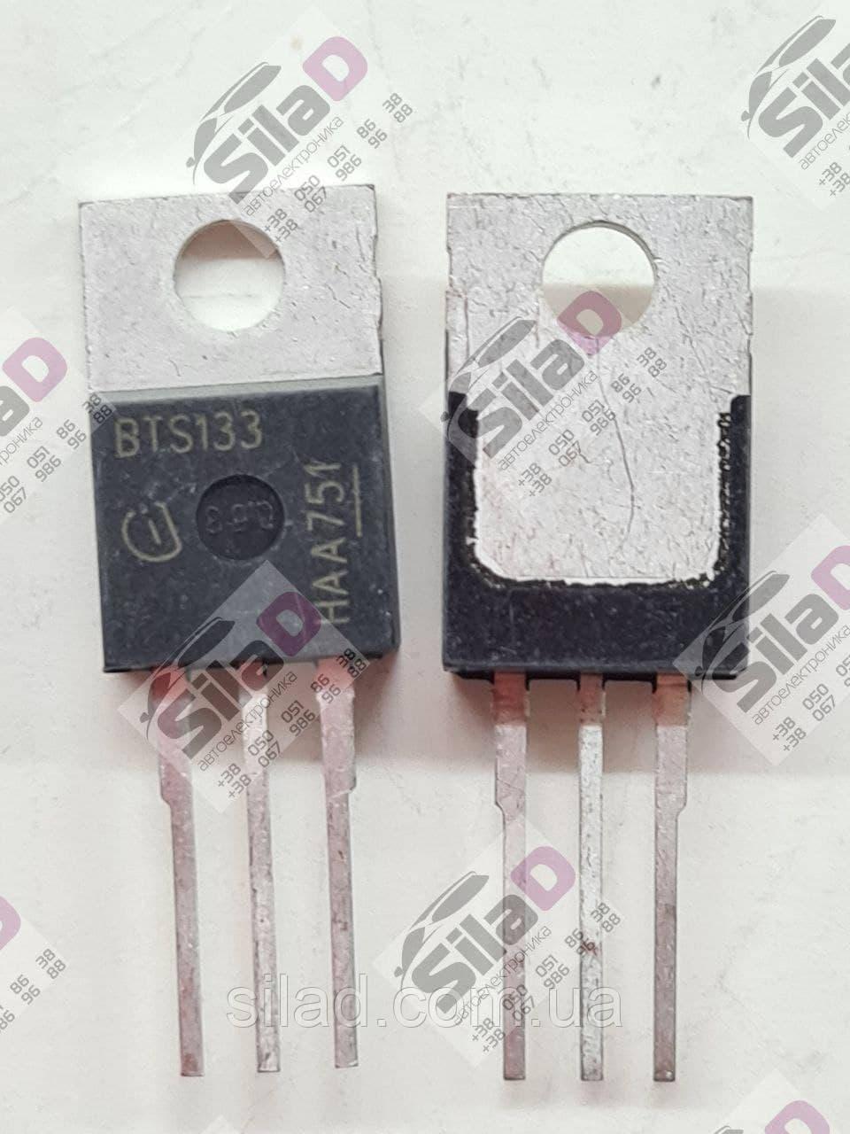 Транзистор BTS133 Infineon корпус TO-220