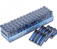 Батарейка 2567 R03-T TOCEBA 1,5v микро пальч. 60шт в кор. син. цв