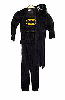 "Костюм ""Бэтмен"" рельефный с мышцами (120-130 см)"