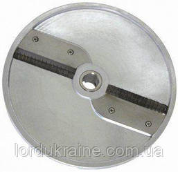 Диск для нарезки соломкой 10 мм HU10