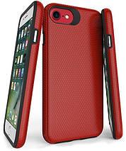 Чохол-накладка TOTO Triangle TPU+PC Case Apple iPhone 7/8 Red #I/S, фото 3