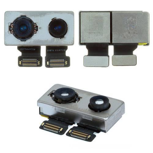 Камера для iPhone 8 Plus, основна, після демонтажу, 12MP + 12MP