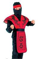 Детский карнавальный костюм Нинзя - прокат, киев, троещина