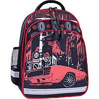 Рюкзак школьный Bagland Mouse черный 568 (00513702), фото 1