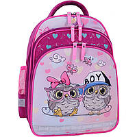 Рюкзак школьный Bagland Mouse 143 малиновый 515 (00513702), фото 1