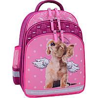 Рюкзак школьный Bagland Mouse 143 малиновый 561 (00513702), фото 1