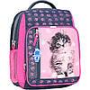 Рюкзак школьный Bagland Школьник 8 л. Серый (кот 65) (00112702)