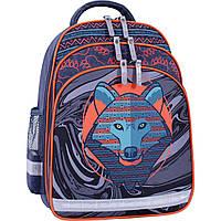Рюкзак школьный Bagland Mouse 321 серый 509 (00513702), фото 1