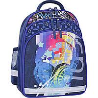 Рюкзак школьный Bagland Mouse 225 синий 614 (00513702), фото 1