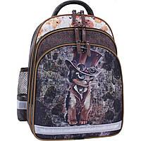 Рюкзак школьный Bagland Mouse 327 хаки 513 (00513702), фото 1
