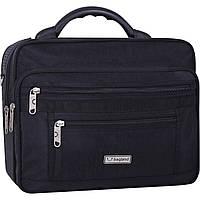 Мужская сумка Bagland Mr.Cool 15 л. Чёрный (0025170), фото 1