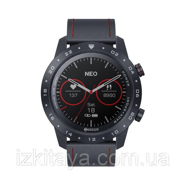 Смарт часы Smart Watch Zeblaze NEO 2 black