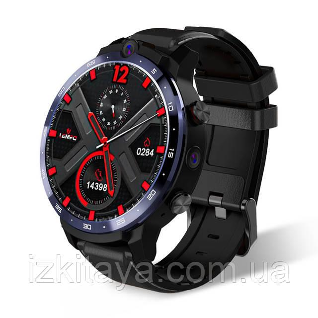 Смарт часы Smart Watch Lemfo LEM12 black