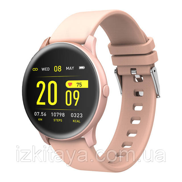 Смарт часы Smart Watch Kospet Magic pink