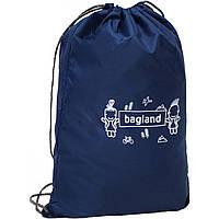 Рюкзак Bagland Котомка 8 л. Синий (00566152), фото 1