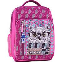 Рюкзак школьный Bagland Школьник 8 л. 143 малиновый 514 (0012870), фото 1