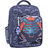 Рюкзак школьный Bagland Школьник 8 л. 321 серый 509 (0012870)