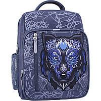Рюкзак школьный Bagland Школьник 8 л. 321 серый 506 (0012870), фото 1