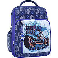 Рюкзак школьный Bagland Школьник 8 л. синий 551 (0012870), фото 1