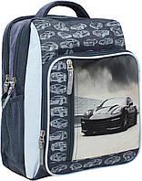 Рюкзак школьный Bagland Школьник 8 л. 321 сірий 43 м (00112702), фото 1