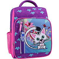 Рюкзак школьный Bagland Школьник 8 л. фиолетовый 502 (0012870), фото 1