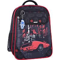 Рюкзак школьный Bagland Отличник 20 л. черный 568 (0058070), фото 1