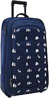 Сумка дорожная Bagland Рим 62 л. 225 синій/олені (0039370), фото 1