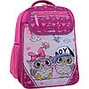 Рюкзак школьный Bagland Отличник 20 л. 143 малина 515 (0058070)