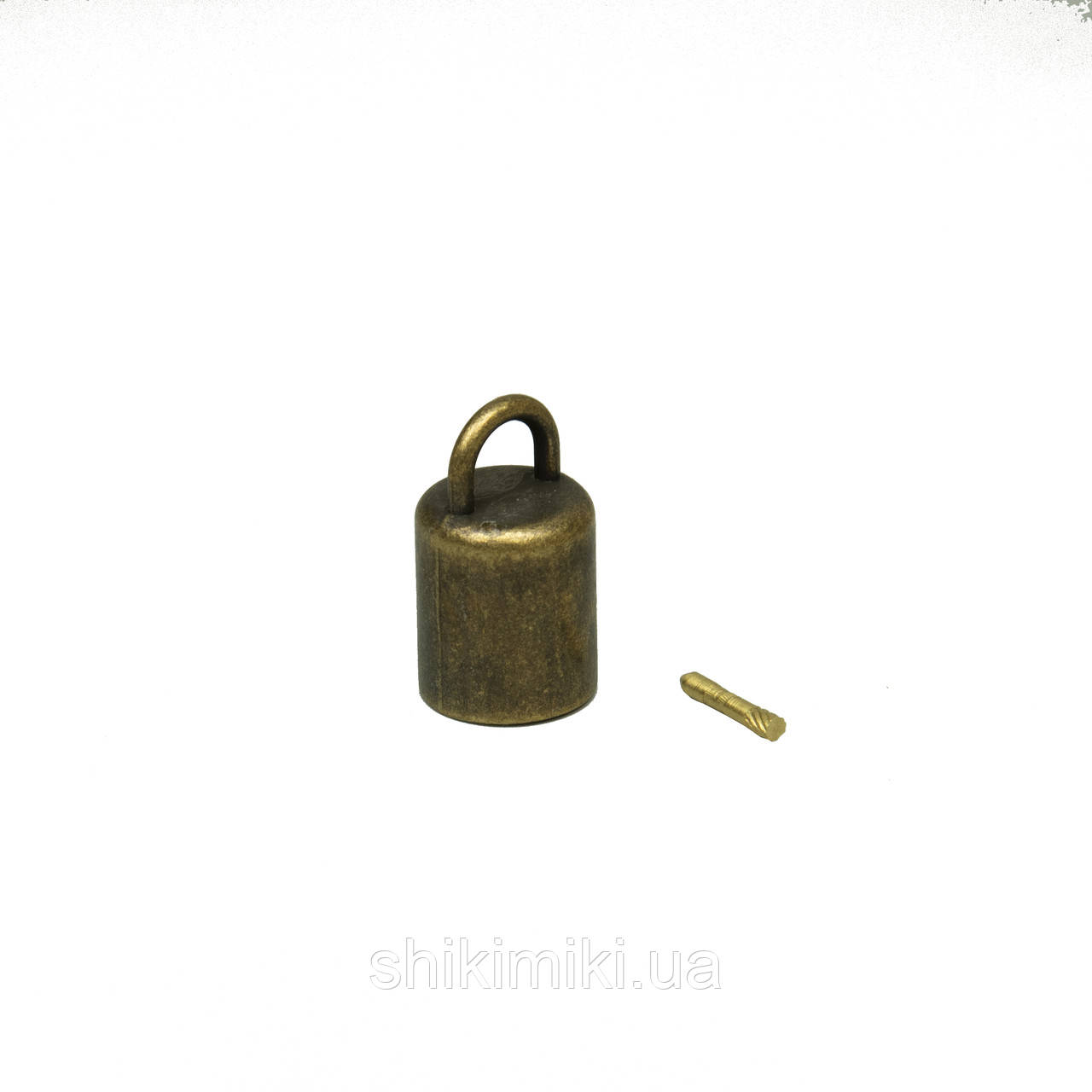 Держатель DR02-4 (15 мм), цвет антик