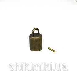 Тримач DR02-4 (16 мм), колір антик