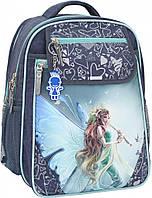 Рюкзак школьный Bagland Отличник 20 л. 321 сірий 90 д (0058070), фото 1