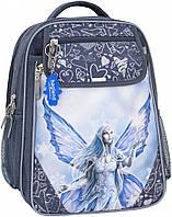Рюкзак школьный Bagland Отличник 20 л. 321 сірий 94 д (0058070), фото 1
