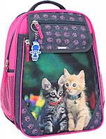 Рюкзак школьный Bagland Отличник 20 л. 321 сiрий 143 д (0058070), фото 1