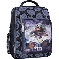 Рюкзак школьный Bagland Школьник 8 л. 321 черный 505 (00112702), фото 1