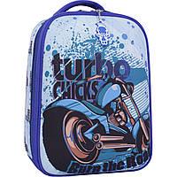Рюкзак Bagland Turtle 17 л. синий 551 (0013466), фото 1