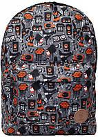 Рюкзак Bagland Молодежный (дизайн) 17 л. сублимация (техно) (00533664), фото 1
