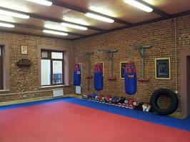 Покрытия для тренировочных залов