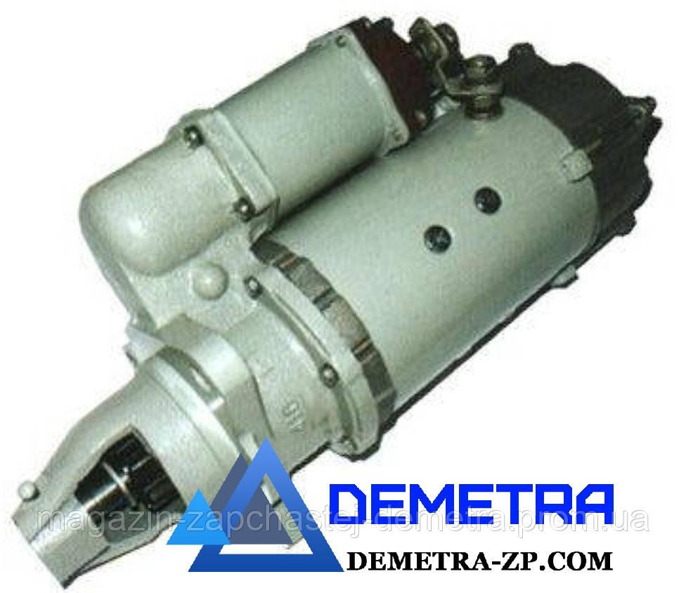 Стартер МТЗ-80, МТЗ-82/ Д-240, Д-243 (12В/ 3,5кВт). СТ-142Е / СТ-142М.