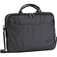 Сумка для ноутбука Bagland Fremont 11 л. Чёрный (0042769), фото 1
