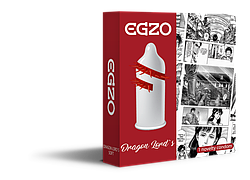 Презервативы EGZO Dragon Lords
