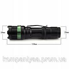 Фонарик аккумуляторный светодиодный Bailong BL-8455