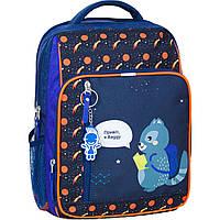 Рюкзак школьный Bagland Школьник 8 л. 225 синий 429 (00112702), фото 1