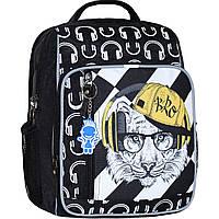 Рюкзак школьный Bagland Школьник 8 л. черный 175к (00112702), фото 1