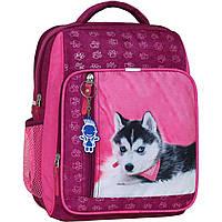 Рюкзак школьный Bagland Школьник 8 л. 143 малиновый 141д (0012870), фото 1