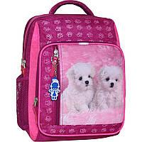 Рюкзак школьный Bagland Школьник 8 л. 143 малиновый 137д (0012870), фото 1