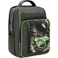 Рюкзак школьный Bagland Школьник 8 л. 327 хаки 54м (0012870), фото 1