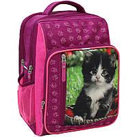 Рюкзак школьный Bagland Школьник 8 л. 143 малиновый 59д (0012870), фото 1