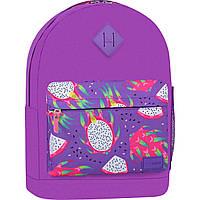 Рюкзак Bagland Молодежный W/R 17 л. 339 Фиолетовый 759 (00533662), фото 1